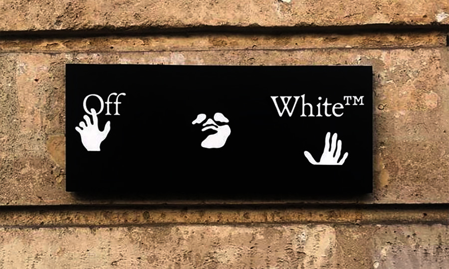 Nuevo logo de Off-White