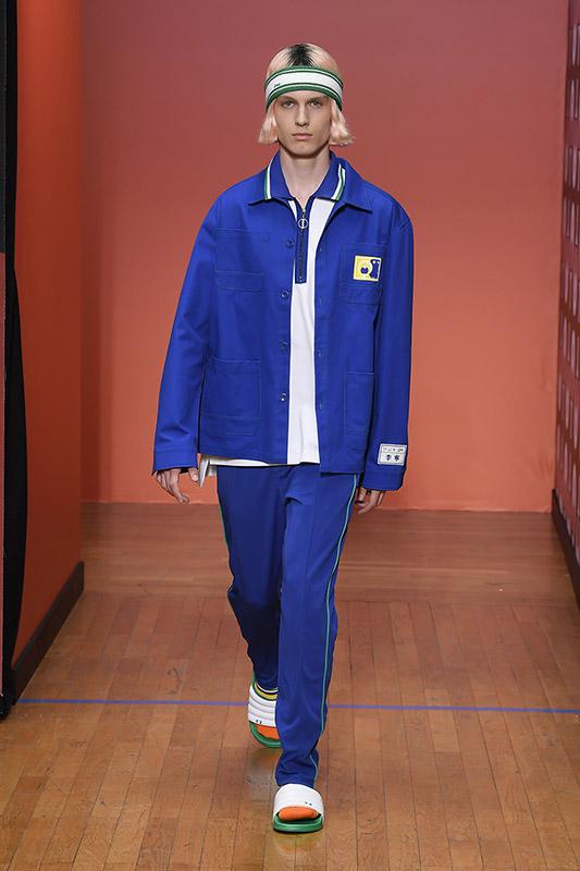 Marca deportiva china Li-Ning coleccion primavera verano 2020 inspirada en el ping pong, 13