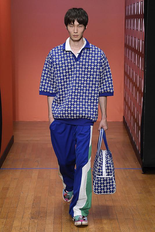 Marca deportiva china Li-Ning coleccion primavera verano 2020 inspirada en el ping pong, 3