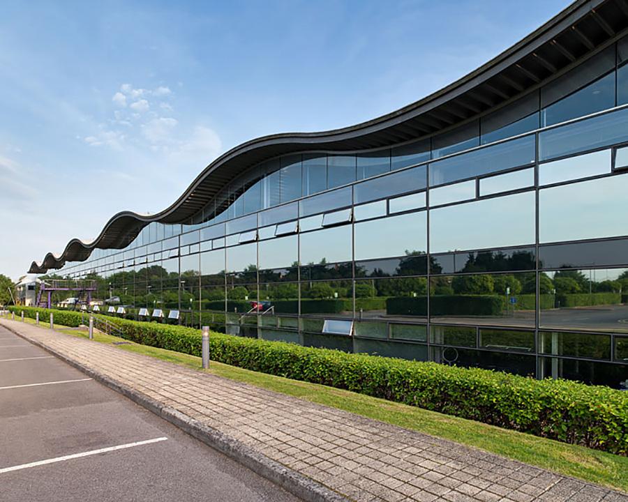 Sede central de Dyson y campus tecnológico en Malmesbury, Wiltshire