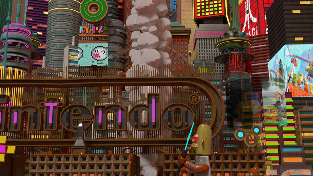 ilustrador jonathan ball ilustraciones 3D arcade snap