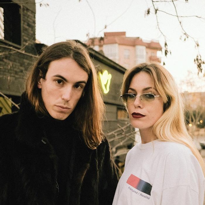 Los hermanos Pau y Laia Vehí forman el grupo de música electrónica North State